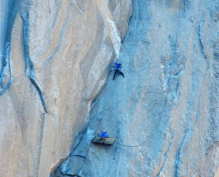 Zor Tırmanış Dağcılık 2 Dağcı