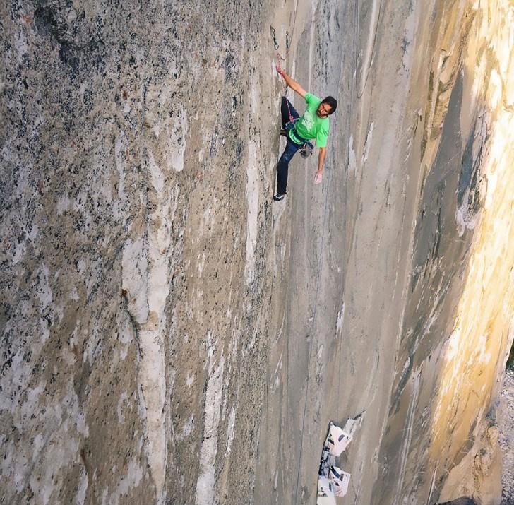 Dağcılık tırmanış