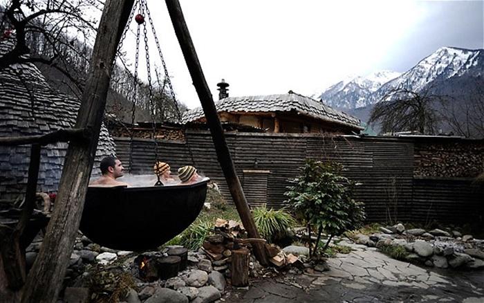 Farklı Kültürler_ Halk Banyoları
