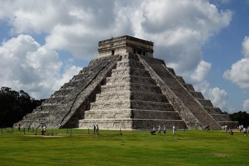 Chichen-Itza-Meksika