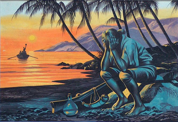 Gerçek Robinson Crusoe
