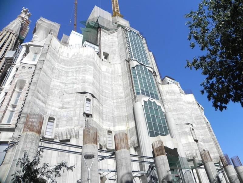 Glory Facade inşaatı