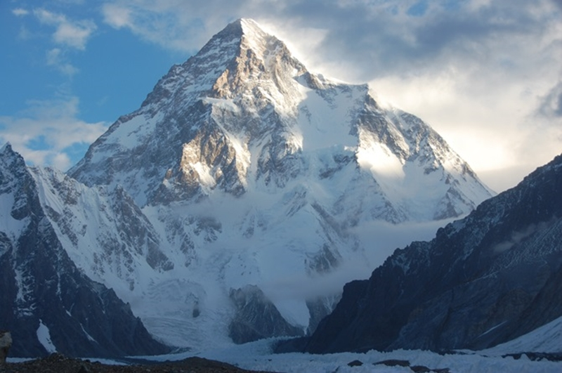 K2_Mount_Godwin_Austen_Chogori_Savage_Mountain