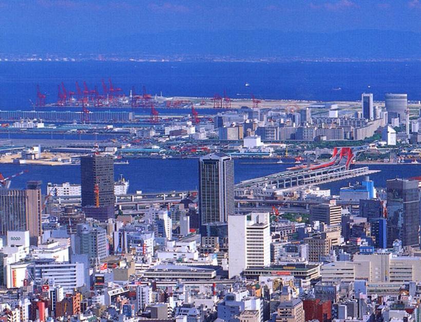 Kobe-Japan-Neat-City