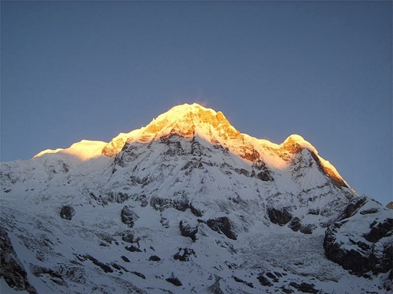 Mount-Annapurna-15-Highest-Peaks-in-the-World