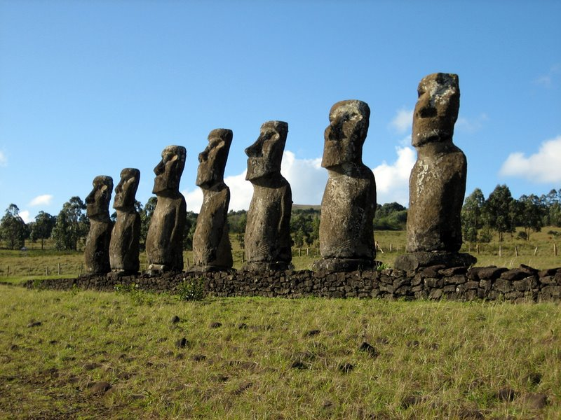 Rapa-Nui-Milli-Parkı-Paskalya-Adası