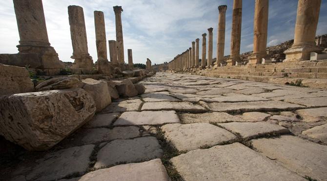 Roma Yolları11  Roma Yolları: Geçmişten Gelen Mühendislik Harikaları Roma Yollar C4 B111