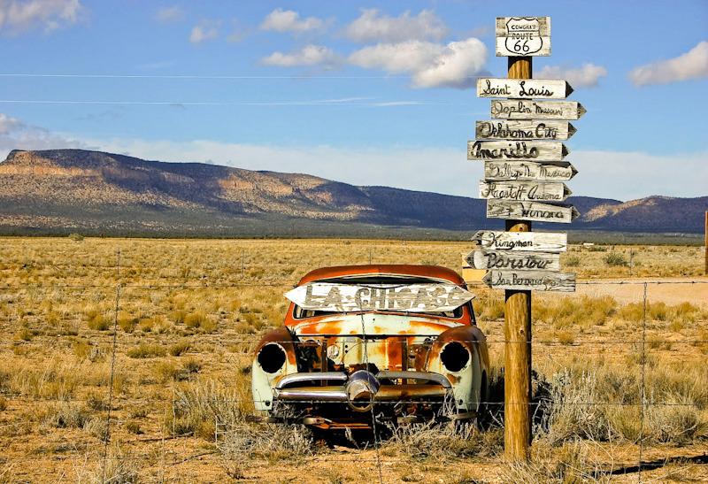Özgürlük Yolu: Route 66
