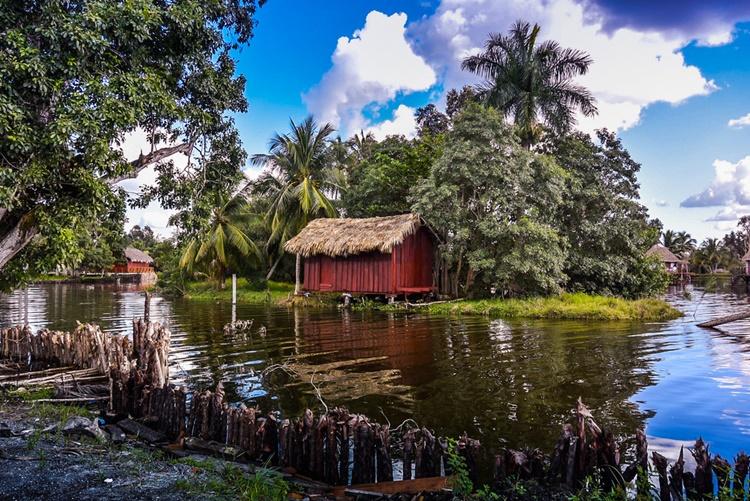 Taino köyü  Bir Gözyaşıdır Küba Taino k C3 B6y C3 BC