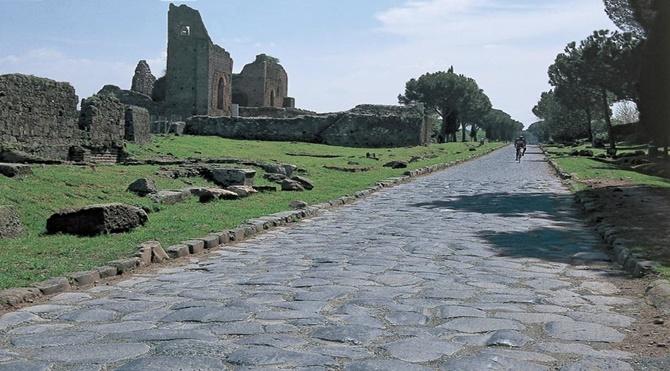 Appia yolu
