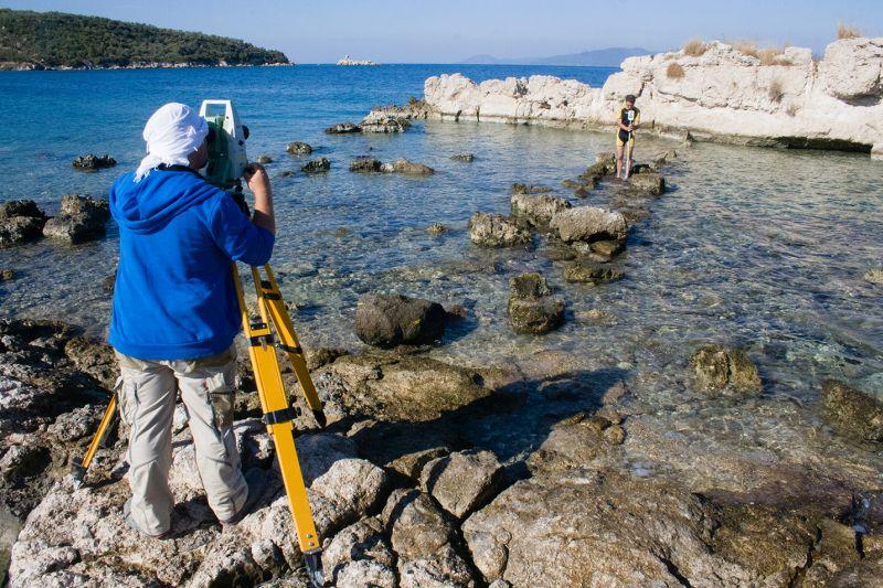 2015 Yılında Türkiye'den En Önemli 10 Arkeolojik Keşiflerinden kayıp arginus adası