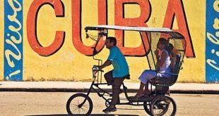 Bir gözyaşıdır Küba