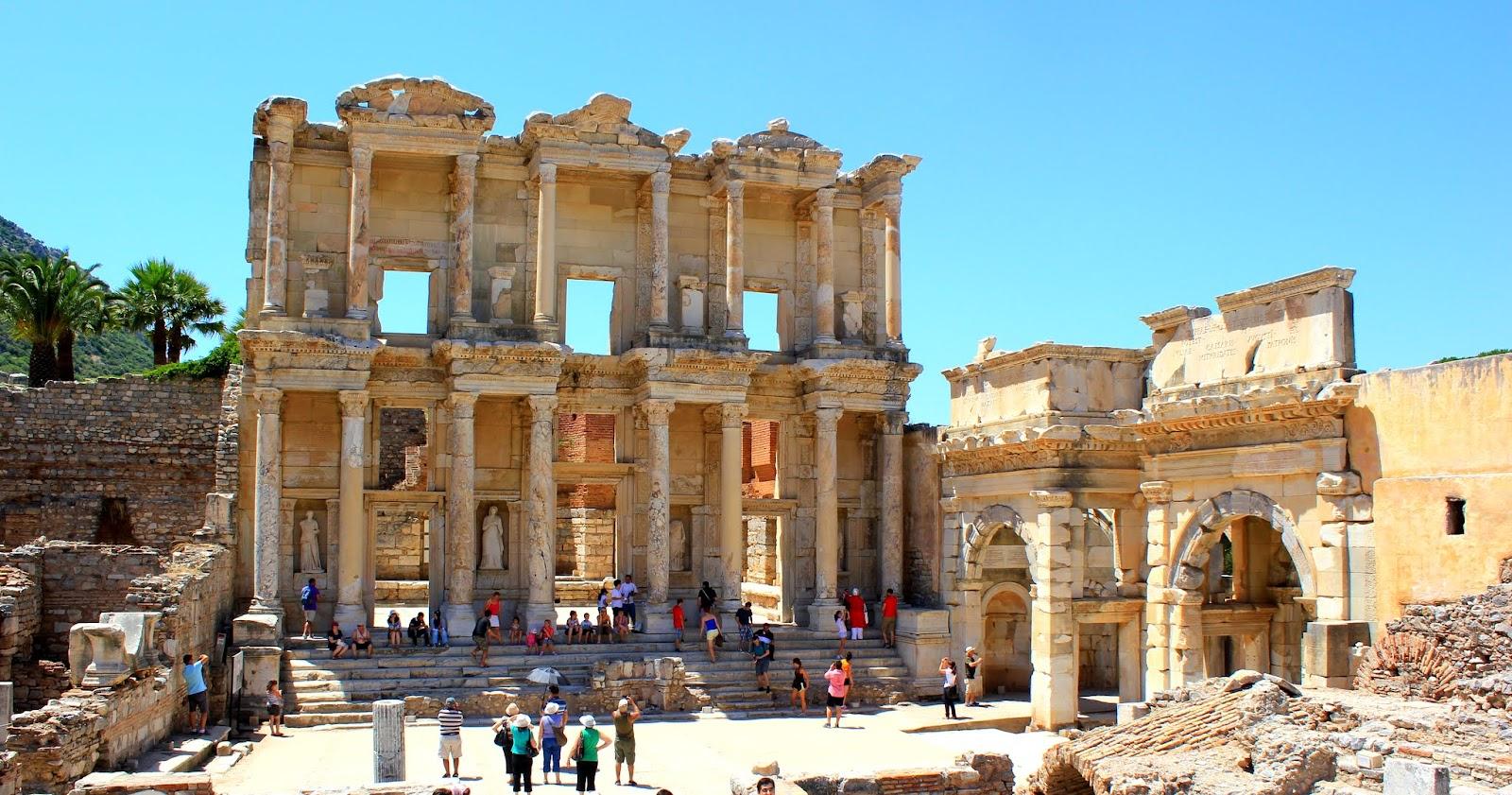 Efes Antik Kent - Gezginler Kulübü