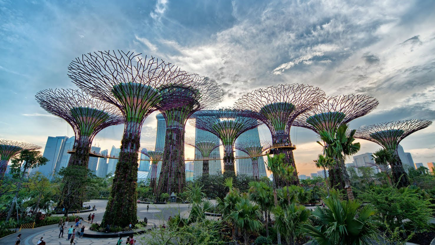 Gardens by the Bay Parkı