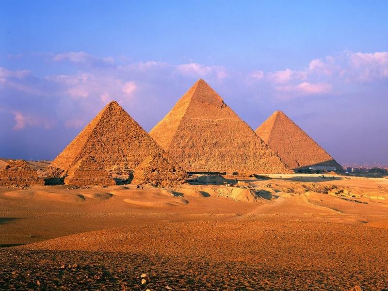 giza-piramidleri
