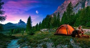 kamp yapmanın faydaları