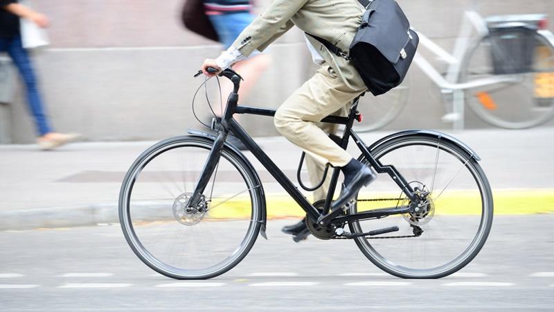 işe_bisikletle_gitmek
