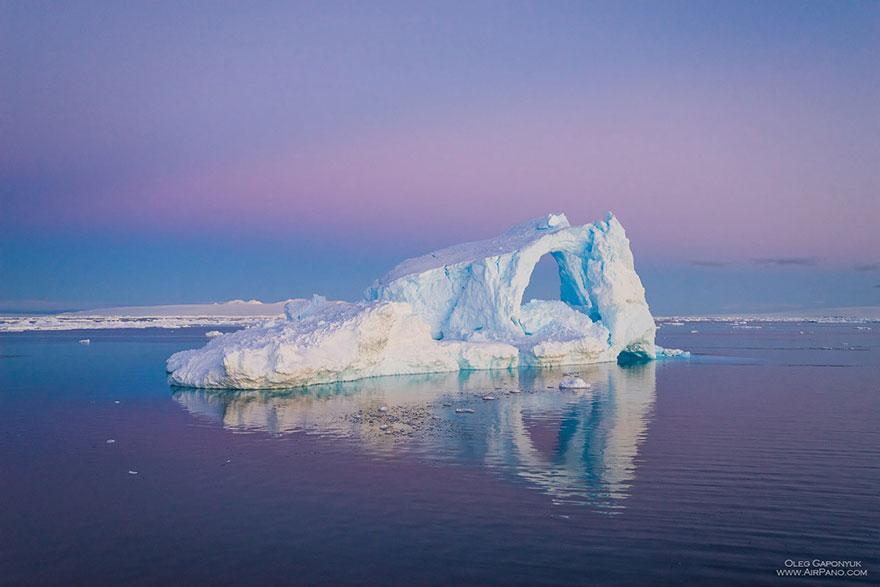 Dünyanın Öteki Ucu: Antarktika