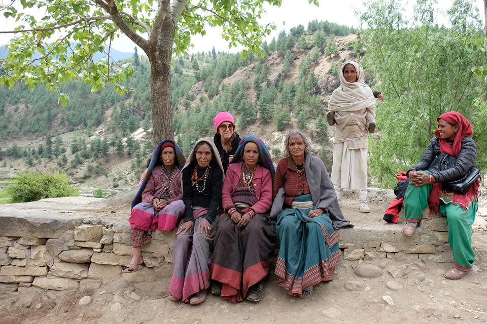 nepal_woman_kadınlar_jumla_hindu