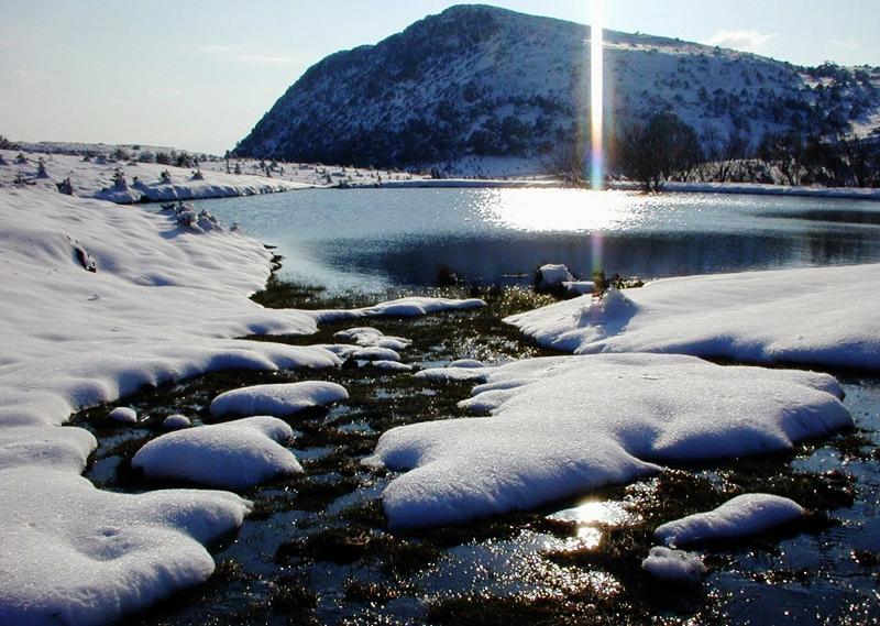 Spil Dağı Milli Parkı