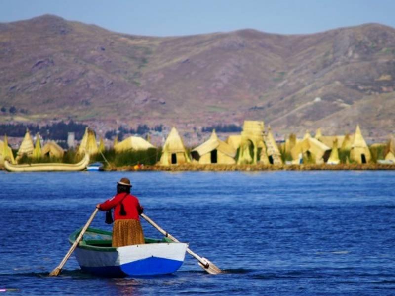 Titicaca Gölü ile ilgili görsel sonucu