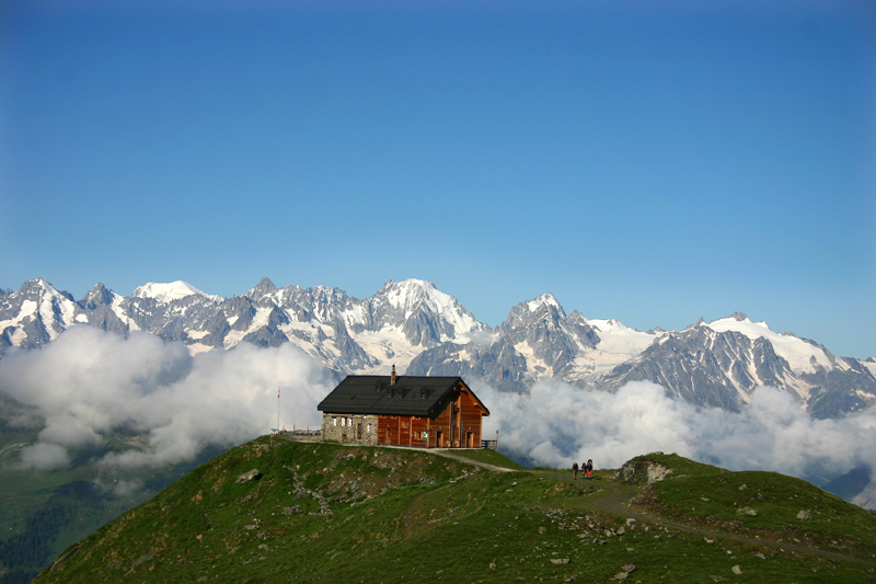 Mont Fort Refuge