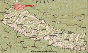 nepal_humla_map